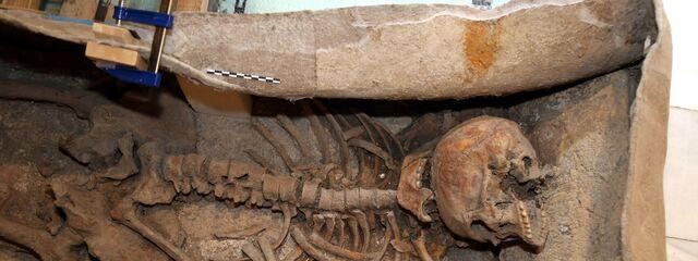 romano de 35 años encontrado en una cata arqueológica rutinaria en Granada