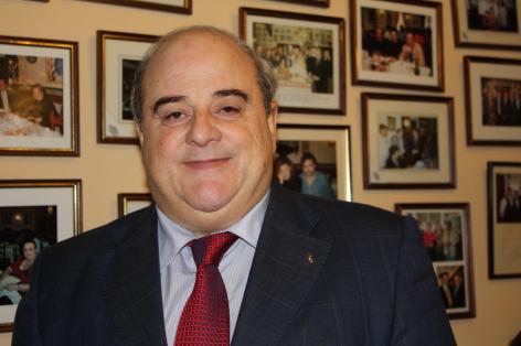 El futbolista y hostelero Luis Oruezábal (1952-2014)