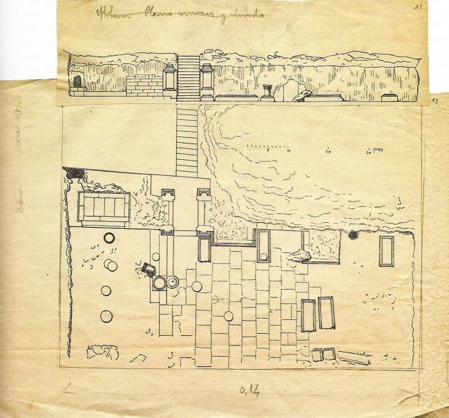 Así habría sido el Foro de Municipium Florentinum Iliberitanum, la Granada romana