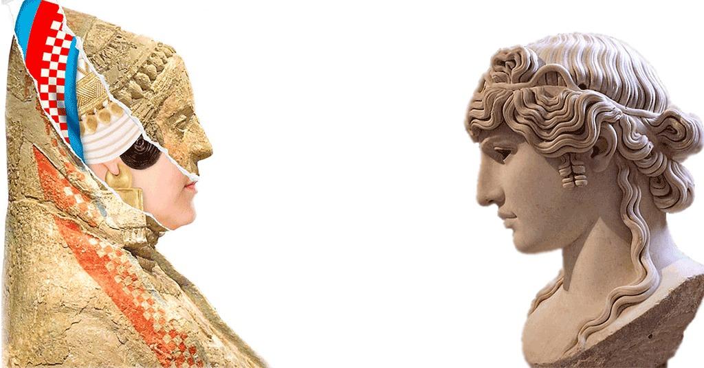 ¿Alguna vez te has preguntado como fue la vida de la mujer íbera o de la mujer romana?