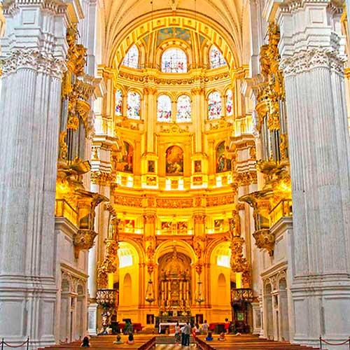 La Vía Sacra de la Catedral de la Encarnación de Granada