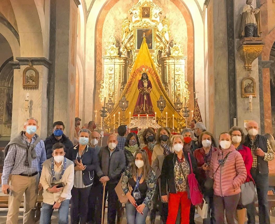 La Semana Santa de Granada se ha vivido este 2021 de una manera diferente pero muy especial