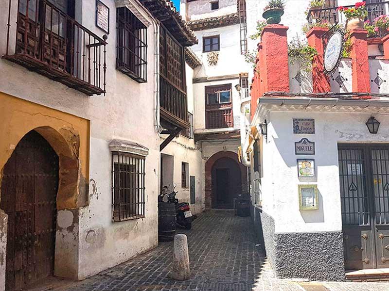 El Carmen de los Mascarones durante el Sunset Tour Albaicín y Sacromonte Granada en 2021