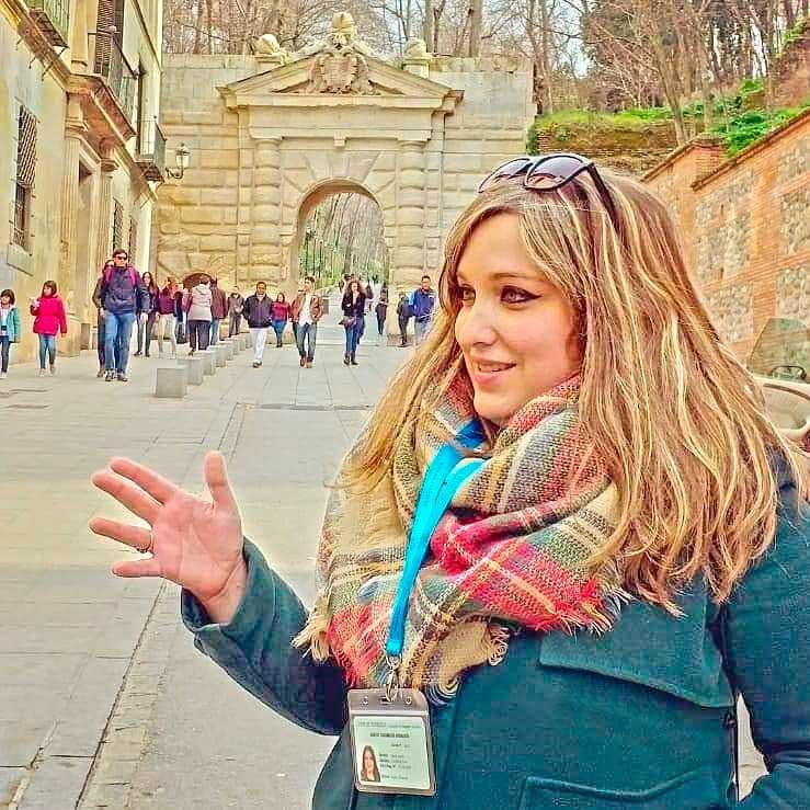 Guía oficial de turismo e intérprete del Patrimonio en Granada, España