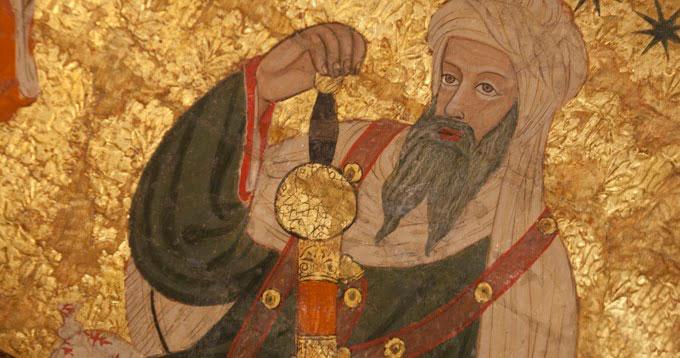 El reinado de Mohammed V coincide con el periodo de máximo esplendor de la dinastía nazarí